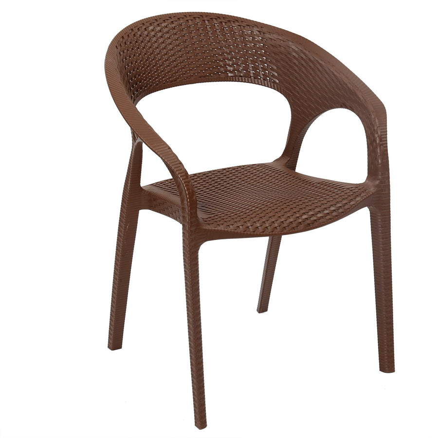 Club Season Chair (Brown)