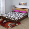 Danbury King Bed Without Storage (Wenge)