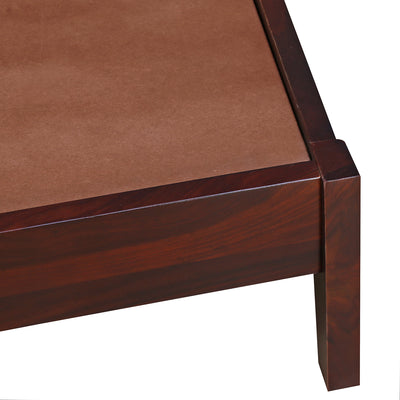 Danbury Queen Bed Without Storage (Wenge)