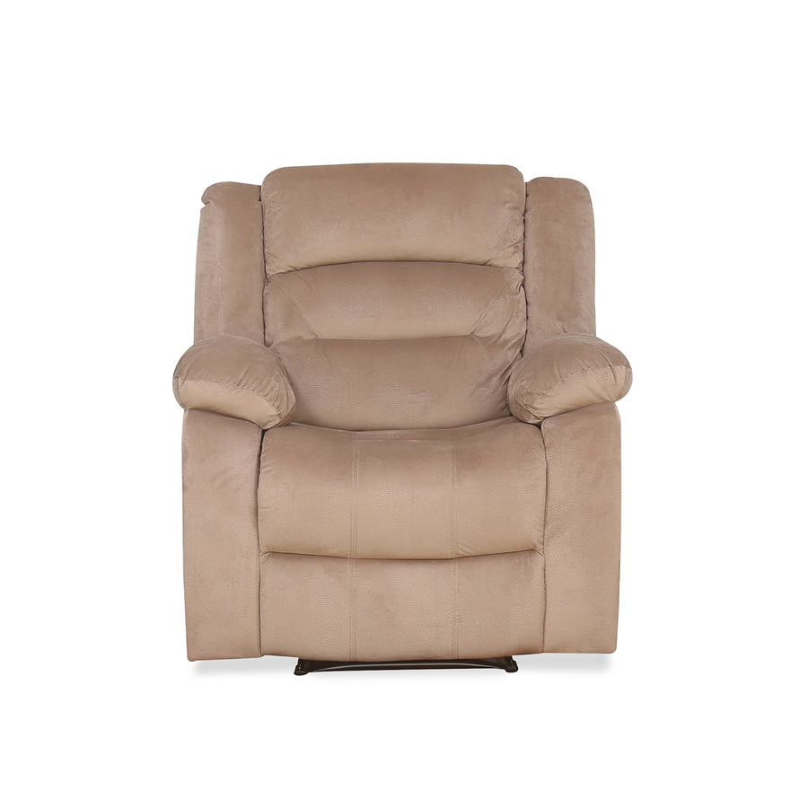 Debbie 1 Seater Electric Recliner (Brown)