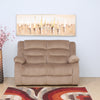 Debbie 2 Seater Sofa (Brown)