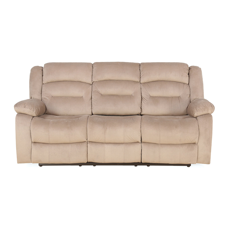 Debbie 3 Seater Electric Recliner (Brown)