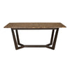 Domenico 6 Seater Dining Table (Brown)