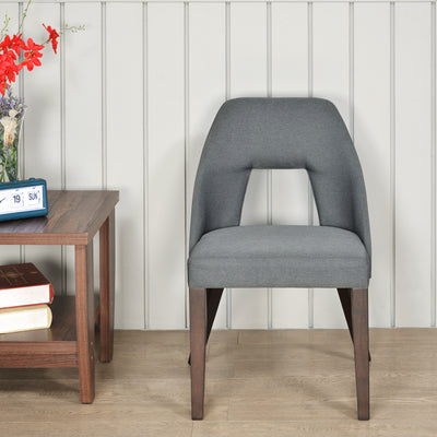 Domenico Dining Chair (Blue Grey)
