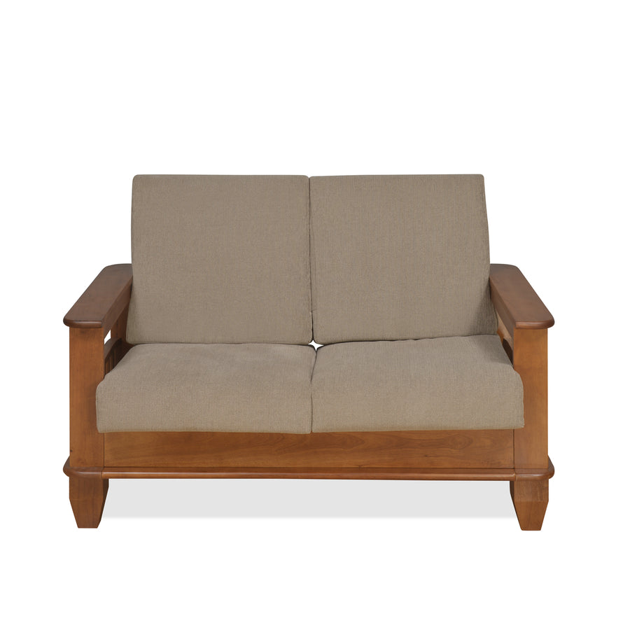 Elena 2 Seater Sofa (New Wenge)