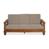 Elena 3 Seater Sofa (New Wenge)