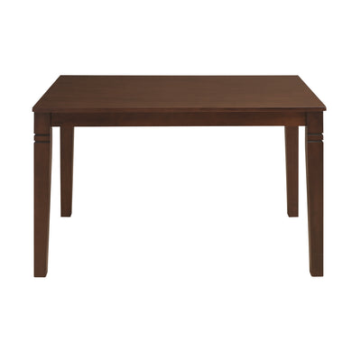 Fern 4 Seater Dining Table (Erin Brown)