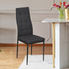 Ava Dining Chair (Black)