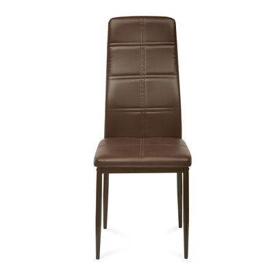 Joseph Dining Chair (Brown)