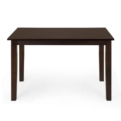 Precious 4 Seater Dining Table (Brown)