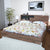 Grazia King Bed With Headboard Storage (Black)
