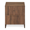 Torrie King Bed With Borden Night Stand (Wenge)