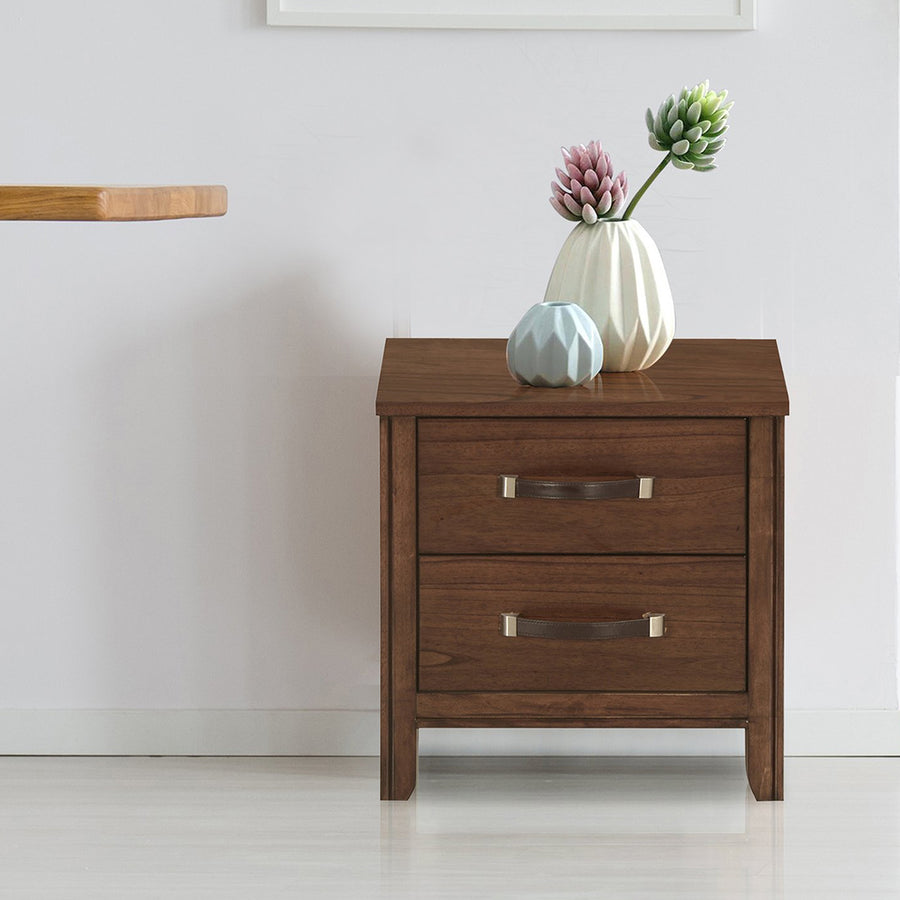 Mindy Night Stand (Walnut)