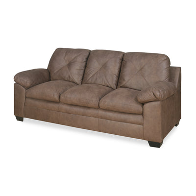 Vennessa 3 Seater Sofa (Light Brown)