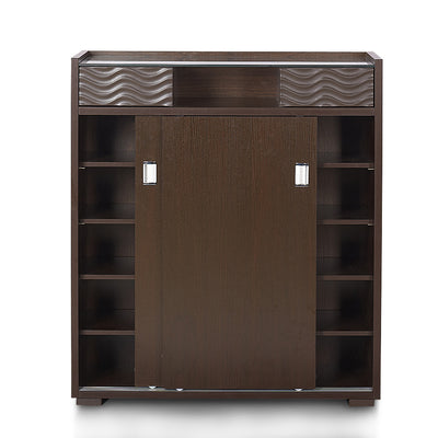 Indigo Shoe Rack (Brown)