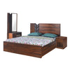 Ankara King Bedroom Set (Brown)