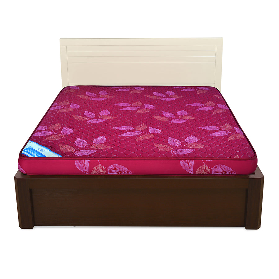 Nilkamal Dream 4 Inches Coir Mattress (Maroon)