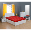 Nilkamal VFM Foam Mattress (Maroon)