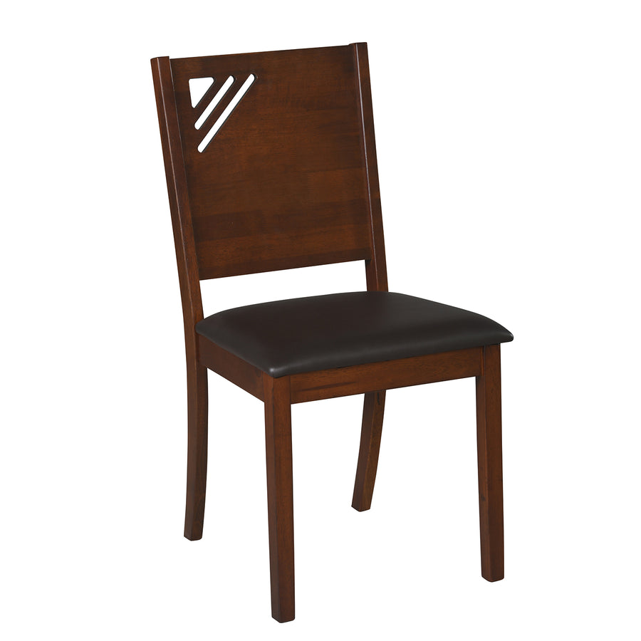 Floret Dining Chair (Walnut)