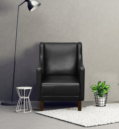 Porto Occasional Chairs (Black)