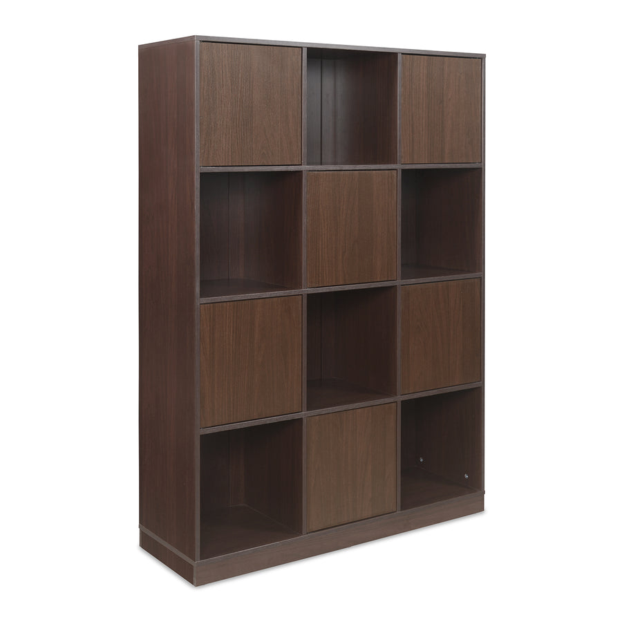 Gabreil Bookshelf (Dark Walnut)