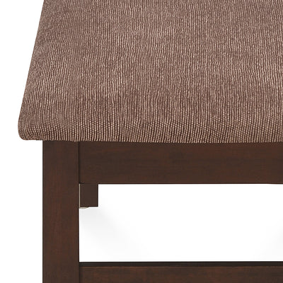 Gem Dining Bench (Cappucino)