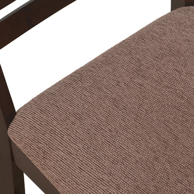 Gem 1 + 2 + Bench Dining Set (Cappucino)