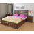 Gladiator King Bedroom Set (Brown)