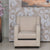 Gregory 1 Seater Sofa (Beige)