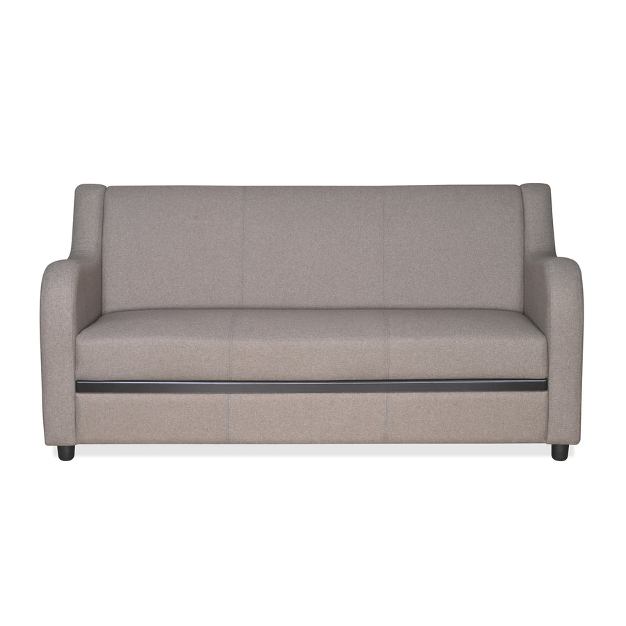 Gregory 3 Seater Sofa (Brown)
