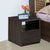 Gunner Night Stand (Brown)