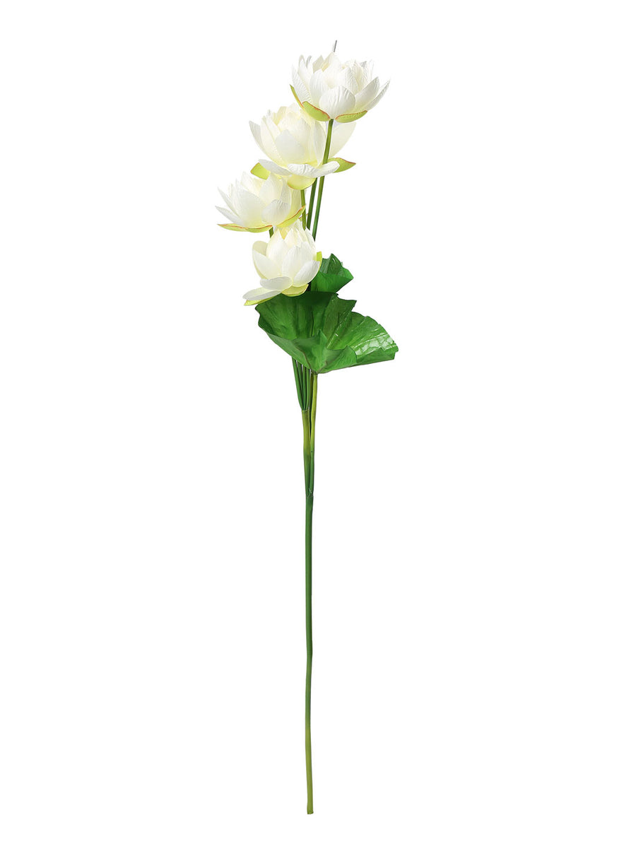Lotus Artificial Stick (White)