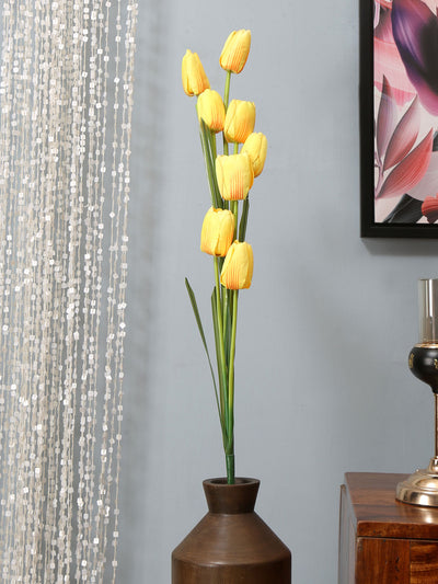 Tulip Artificial Stick (Yellow)