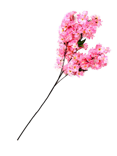 Cherry Blossom Tall Artificial Stick (Pink)