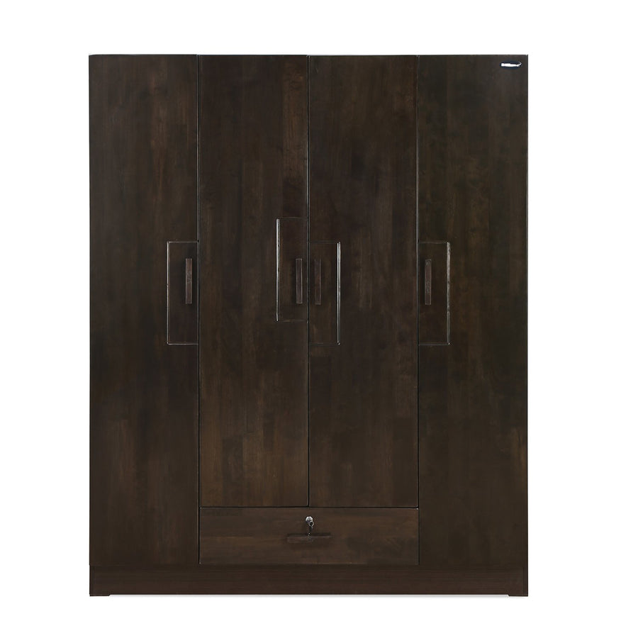 Harrier 4 Door Wardrobe (Wenge)