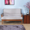 Harris 2 Seater Sofa (Beige)