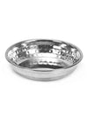 Hammered  Halwa 70 ml Bowl (Silver)