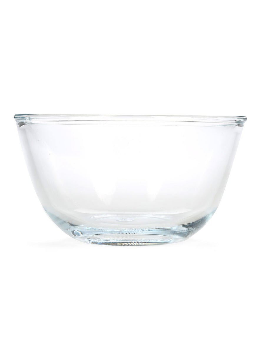 Borosil Select Microwavable Mixing Bowl 500Ml (Blue)