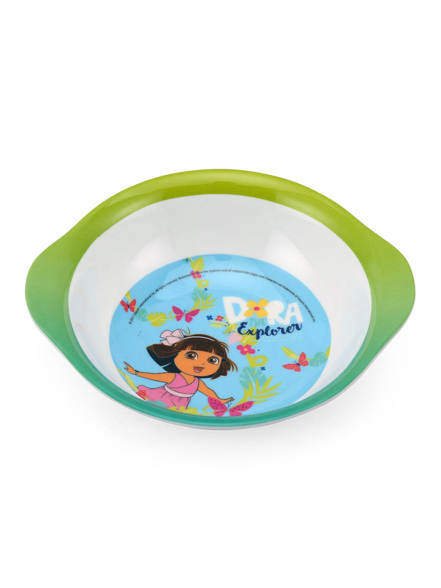 Dora Bowl with Handle (White)