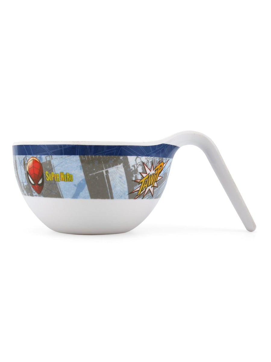 Spiderman Maggi Bowl (White)