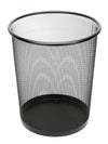 Big Mesh Dustbin (Black)