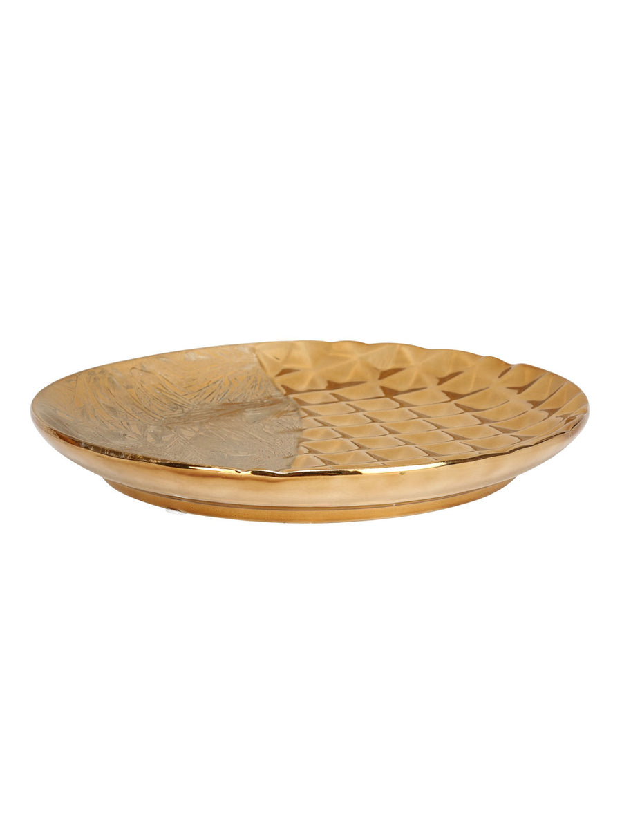 Goldberg Platter (Gold)