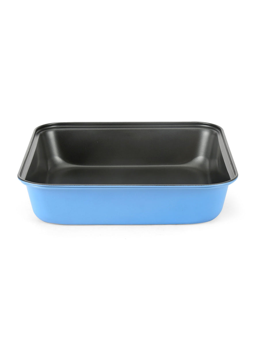 Square Cake Pan (Blue)