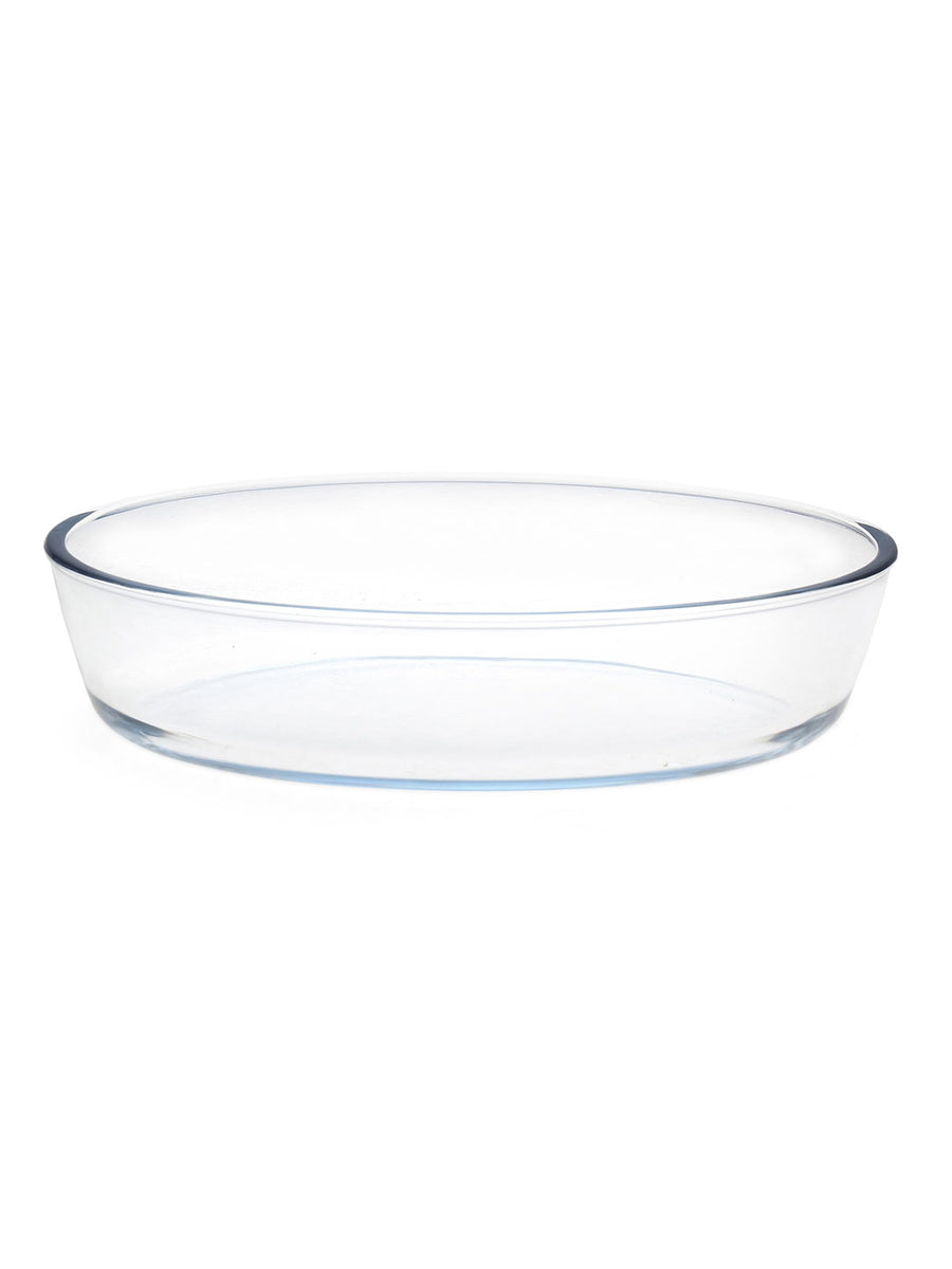 Oval 1.6 Litre Baking Dish (Clear)