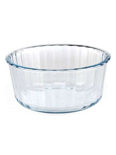 Souffle 1.5 Litre Dish (Clear)