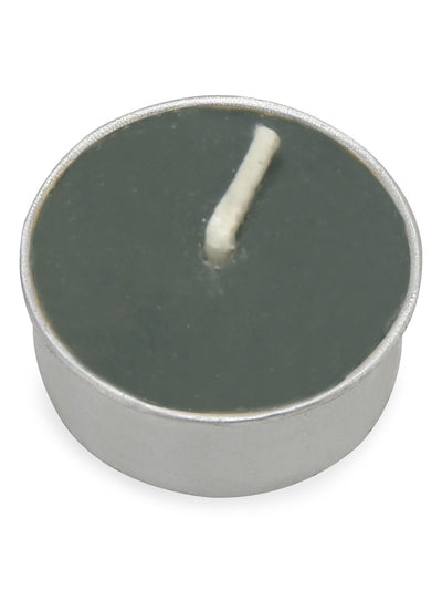 Lavender Spell Tealight 24 Pieces (Grey)