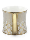 Ebony Diamond 200 ml Coffee Mug (Gold)