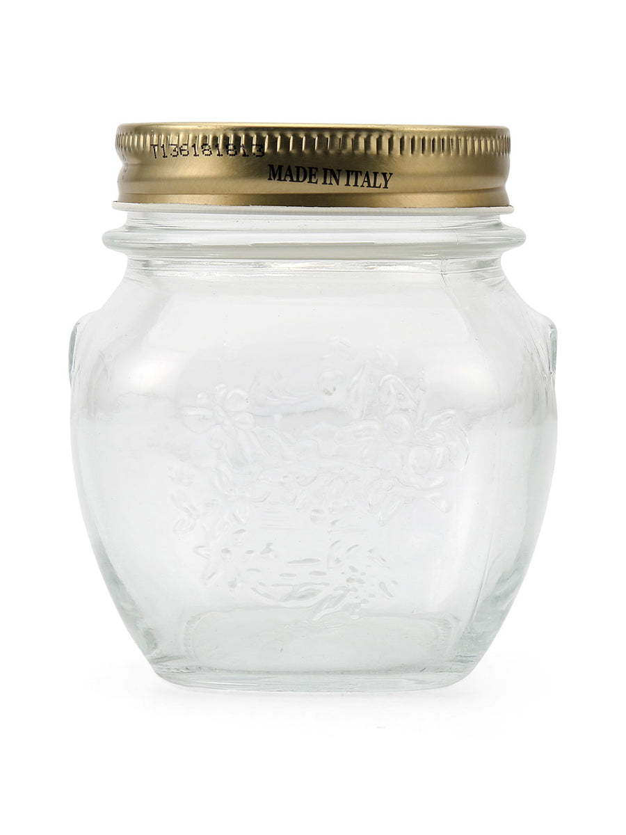 Quattro 300 ml Jar (Clear)