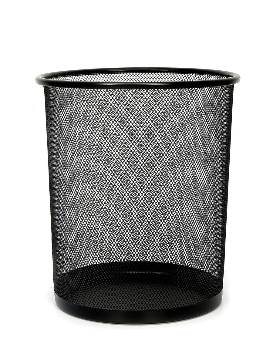 Mesh Dustbin 11 Ltr (Black)