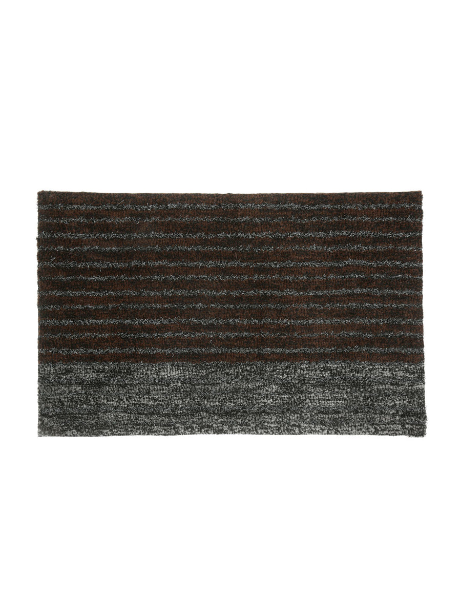 Stripe Door mat (Brown)